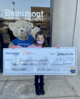 Five-year-old Ellie Raises Over $3,600 for Kids at Beaumont Children's